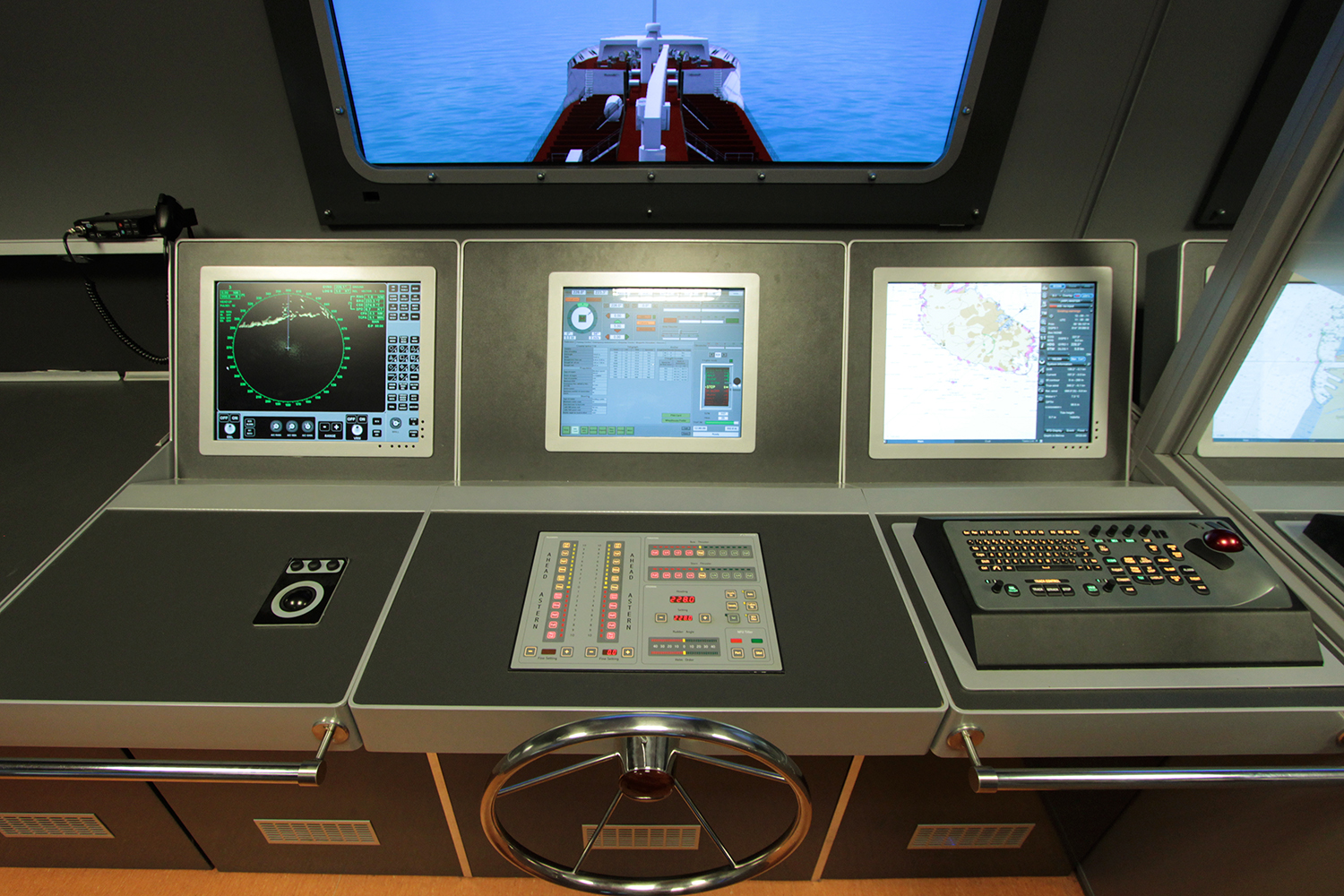 Novikontas Radar Navigation Radar Plotting And Use Of
